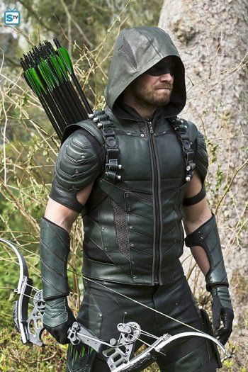 "Arrow - ""Lost In The Flood"" #4.22 #Season4"