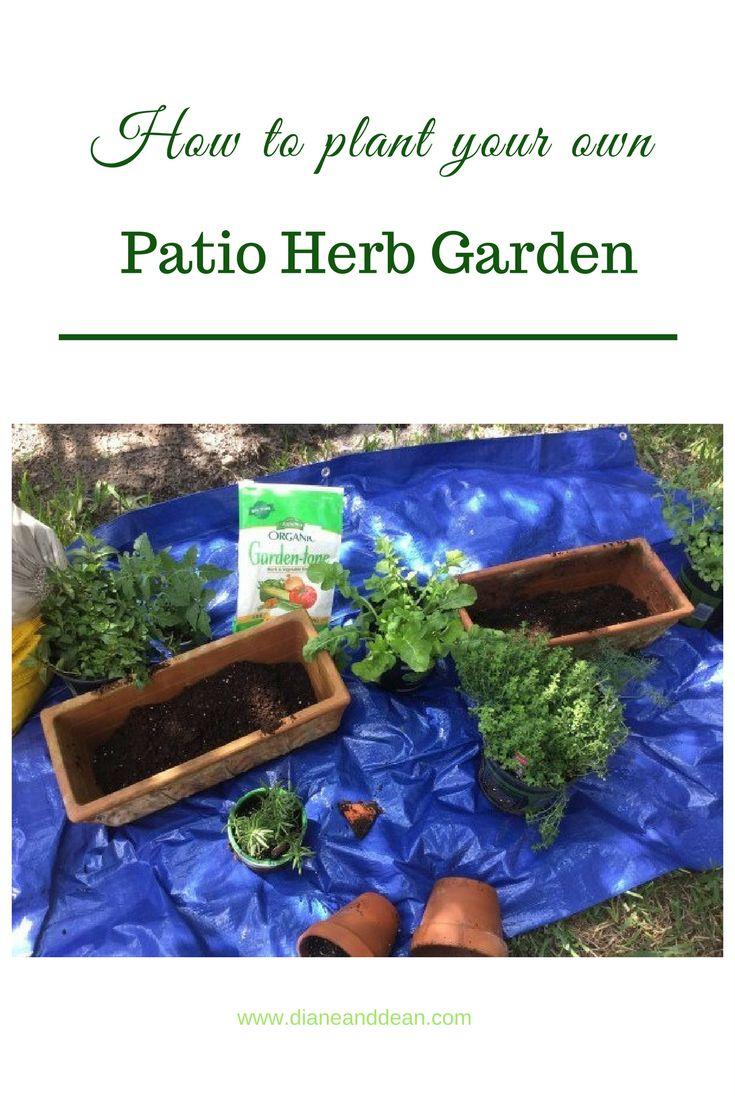 Best 25+ Patio herb gardens ideas on Pinterest | Container ...