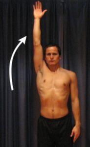 Shoulder Stretches - Abduction