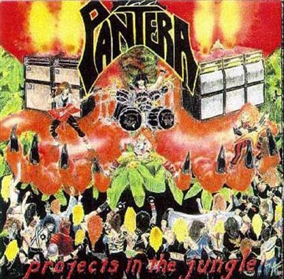Projects in the Jungle - Pantera   Songs, Reviews, Credits   AllMusic