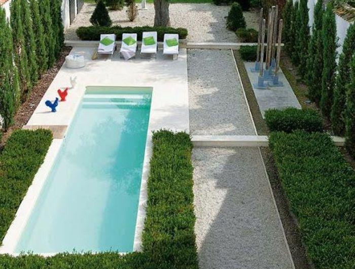 315 best Piscines images on Pinterest Small pools, Small swimming - amenagement bord de piscine