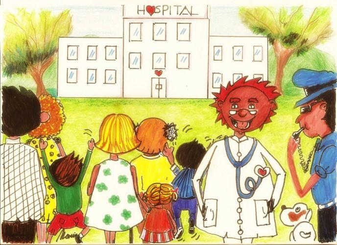 Hospital de corazones – Capítulo II http://www.encuentos.com/cuentos-infantiles/hospital-de-corazones-capitulo-ii/