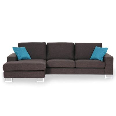 The Sits Quattro 2 Seater Sofa With Chaise