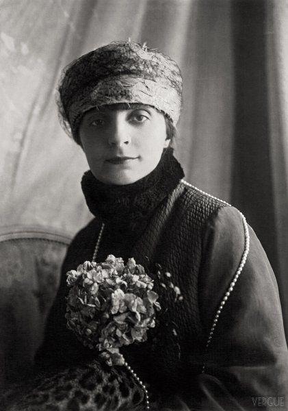 Anna de Noailles, 1922