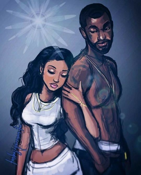 Nicki Minaj x Game