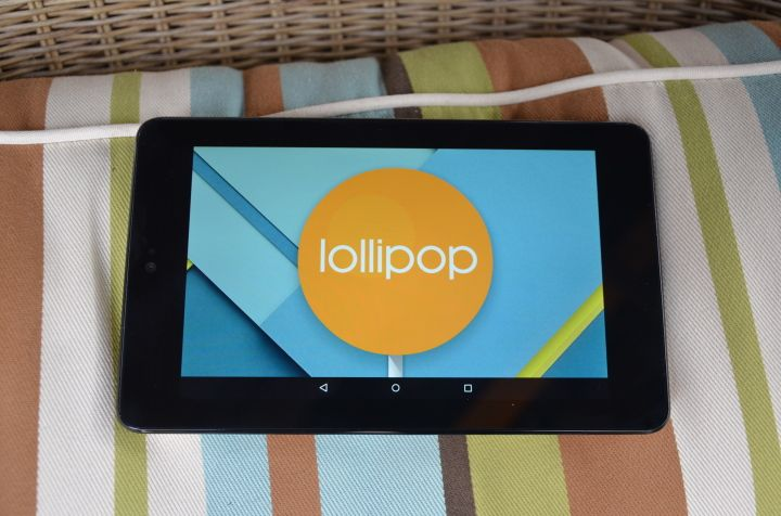 Nexus 7 Android 5.1 Update: 5 Things You Need to Know | Drippler - Apps, Games, News, Updates & Accessories