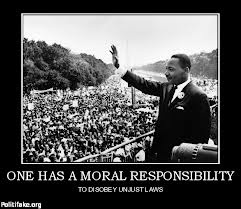 Is There a Moral Obligation to Obey the Law