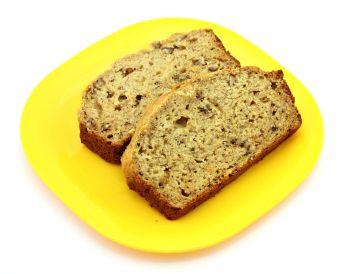 Gluton Free Banana Bread | Oil Seed Works