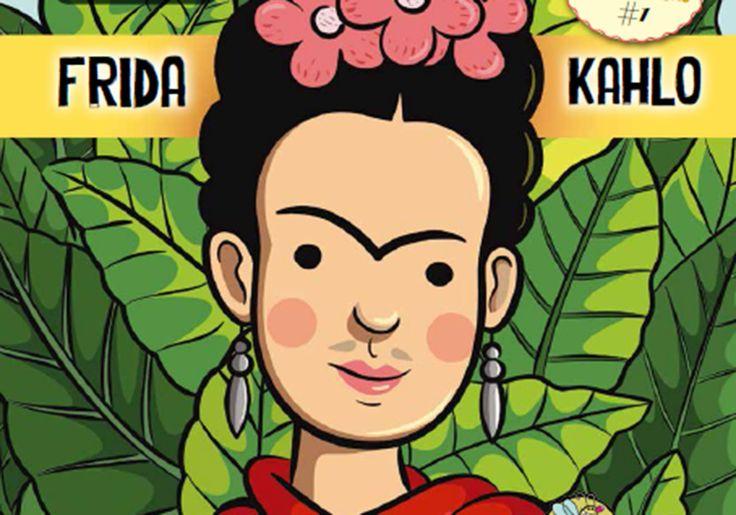 Ao Melhor Frases De Frida Kahlo Em Espanhol: Coleção De Livros 'Antiprincesas' São Publicados Em