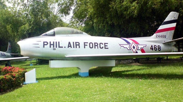 Philippine Air Force F-86 Sabre