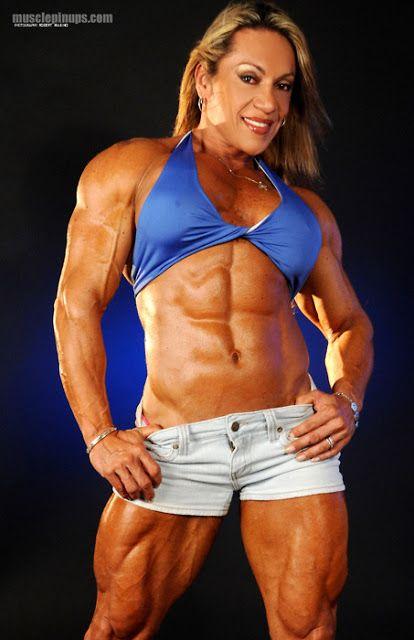 Yaxeni Oriquen Female Bodybuilder Female Fitness