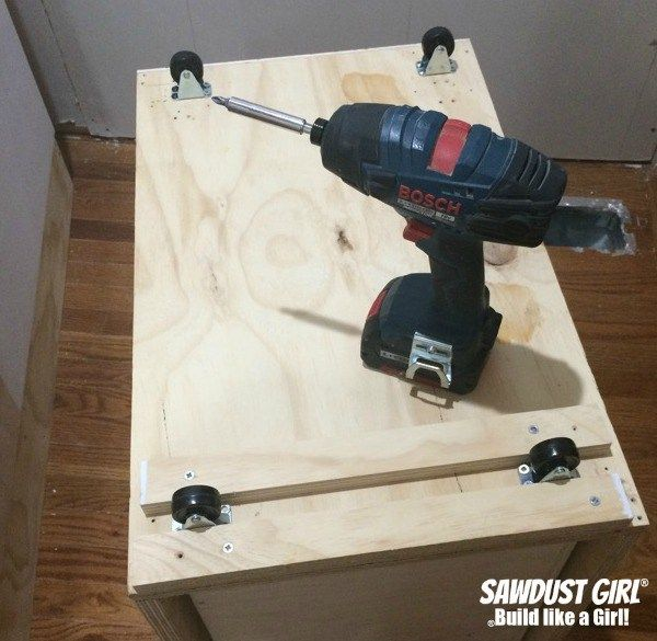 What Would Cause Sawdust In Kitchen Cabinets