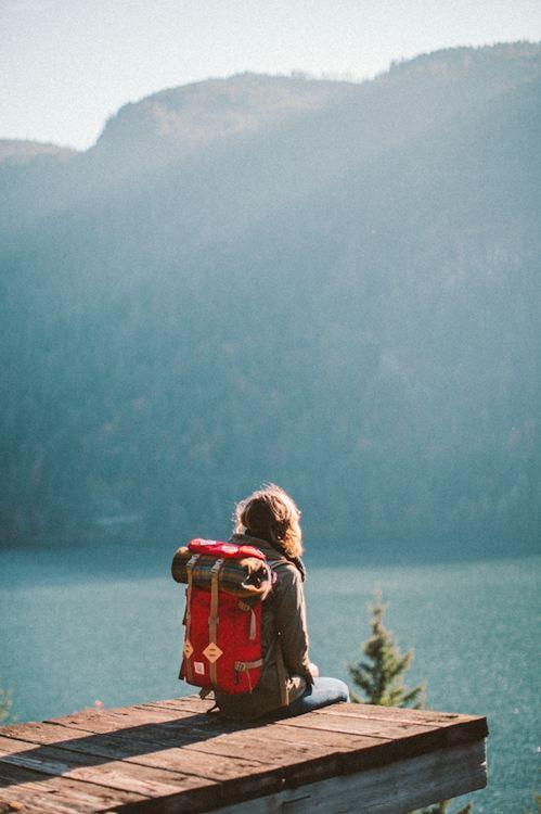Take a breath #outdoor #girl