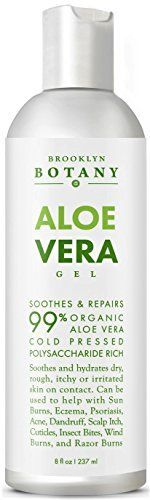 Often referred to as nature's miracle plant Aloe Vera has been used for thousands of years to heal and soften skin. Aloe Vera is known for its antibacterial anti-fungal and anti-inflammatory proper...
