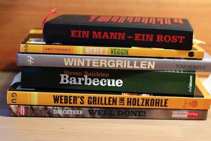 In der Kaufberatung Grillbücher stelle ich euch mal ein paar Grillbücher vor, wovon ich der Meinung bin, dass Sie in das Bücherregal eines Grillers gehören, bzw. meiner Meinung nach das Zeug dazu h…