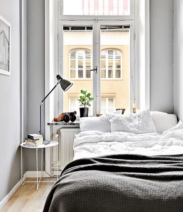 the 25 best monochrome bedroom ideas on pinterest 13334 | acba1e2915a4c5c40d4f9dffdd6c5856 tiny bedrooms light bedroom