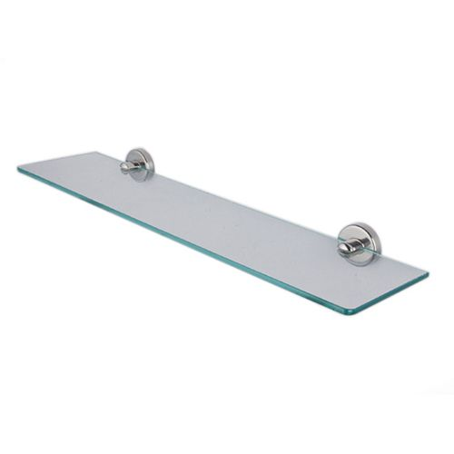 Elle Stainless Steel Glass Shelf #Shelf #Renovation #Linkware