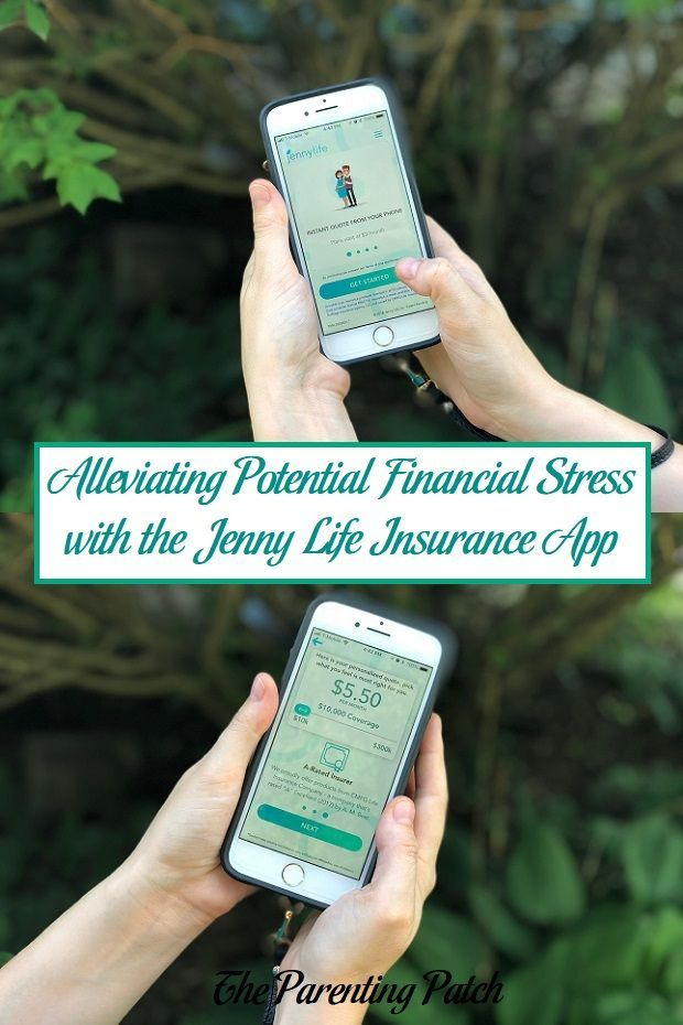 Alleviating Potential Financial Stress With The Jenny Life