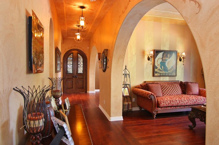 Interior Room Arches Decoration Ideas Eclectic Interior Design Tuscan Decorating Tuscan Design