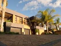 This stunning house is situated in gated estate. It is has 4 bedrooms, bathrooms, receptions and garages.