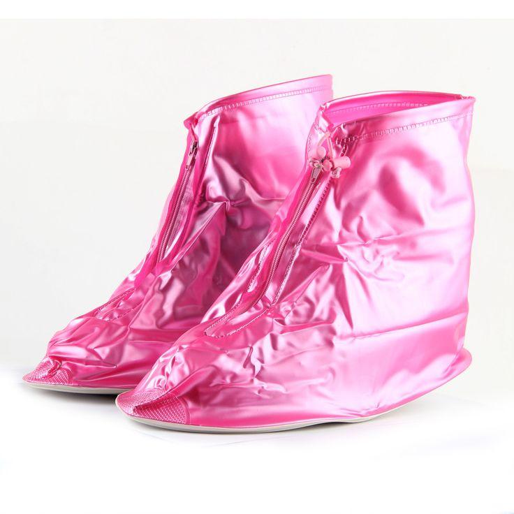 Shoe Cover - Supplier.id Rp 50.000  - Terbuat dari bahan PVC Waterproof   - Dilengkapi dengan sol sepatu anti selip  - Sepenuhnya digunakan untuk melindung kaki, sepatu dan celana dari air hujan, percikan air, dan lumpur   Detail Ukuran: S = ukuran sepatu 34-35 M = ukuran sepatu 36-37 L = ukuran sepatu 38-40 XL = ukuran sepatu 41-42.