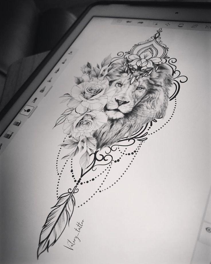 von @valery_tattoo www.instagram.com