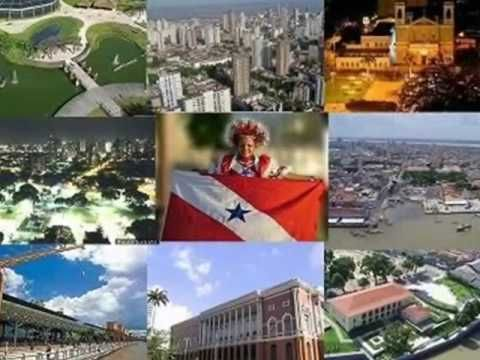 BELÉM-PARÁ-BRASIL (MOSAICO DE RAVENA)