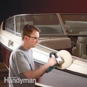 How to Repair Fiberglass: A repair pro shows you how to make invisible fixes for scuffs, dents and scratches in fiberglass boats and other fiberglass items. Read more: http://www.familyhandyman.com/automotive/how-to-repair-fiberglass/view-all