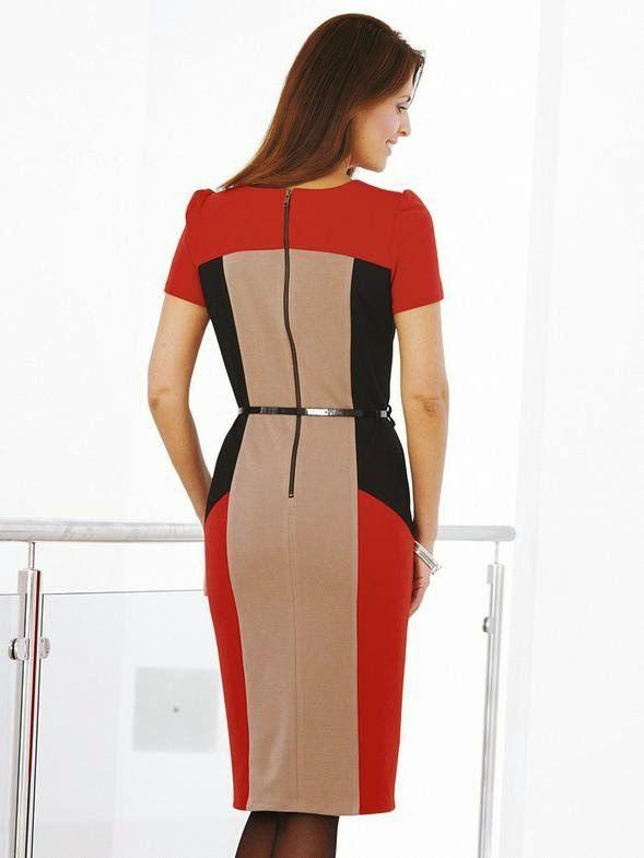 Красивые платья для полных дам.  Beautiful dresses for ladies full