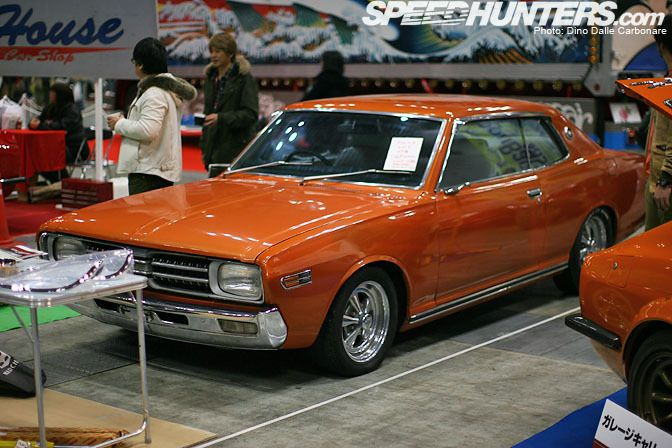 1974 Nissan Gloria230GL2-door hardtop.