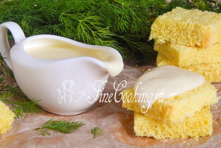 Домашний плавленый сыр - рецепт с фото
