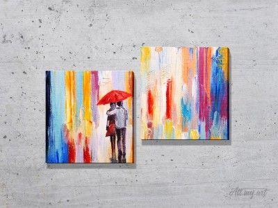 Модульные картины с парами. #картина #модульнаякартина #декор #интерьер #дизайнинтерьера #уют #атмосфера