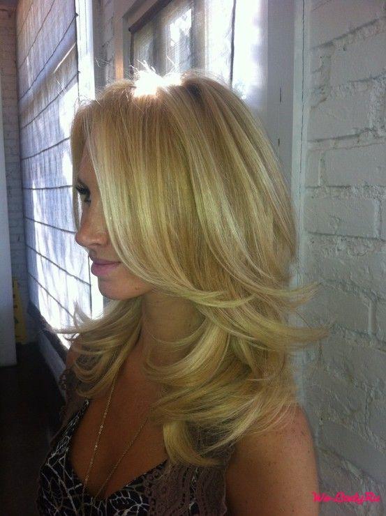 Модные женские стрижки на длинные волосы 2013 года. Красивые стрижки на длинные волосы с челкой для женщин. Фото длинных стрижек 2013 года » We-Lady.Ru - Интернет-журнал для настоящих леди