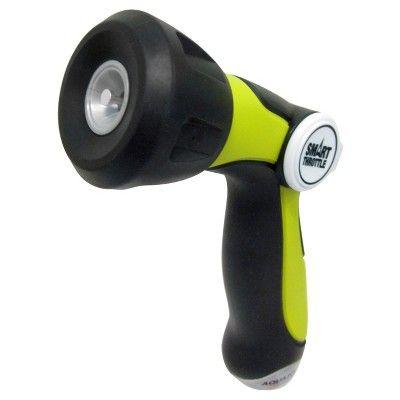 Sun Joe 2pk Aqua Joe Smart Throttle High Pressure Hose Nozzle - Purple/Green