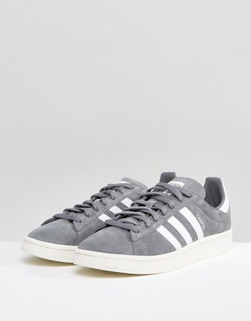adidas Originals Campus Sneakers In Gray - Gray