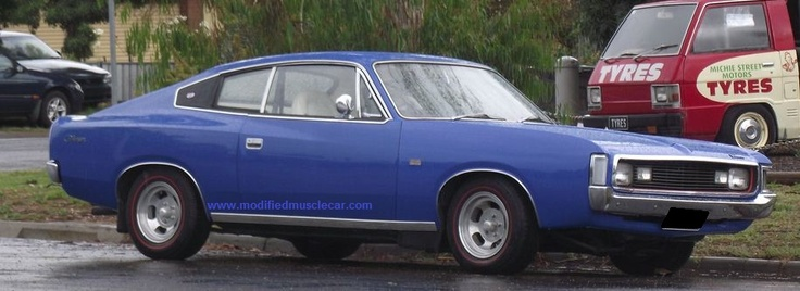 Modified Chrysler Valiant VH Charger Series 1972