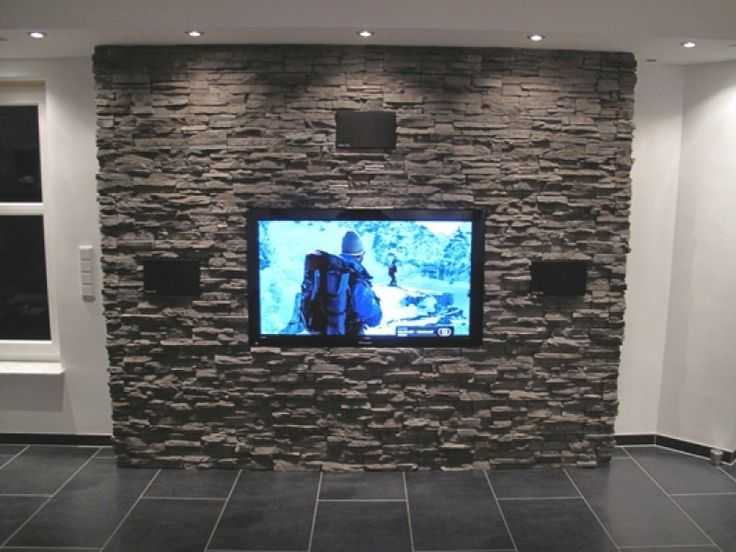 Best 25+ Steinwand Wohnzimmer Ideas On Pinterest | Steinwand Innen ... Wohnzimmer Design Steinwand