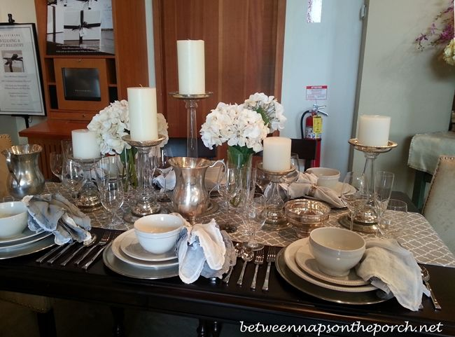 Pottery Barn Dining Table Decor: 1000+ Images About Seasonal Table Scapes Pottery Barn