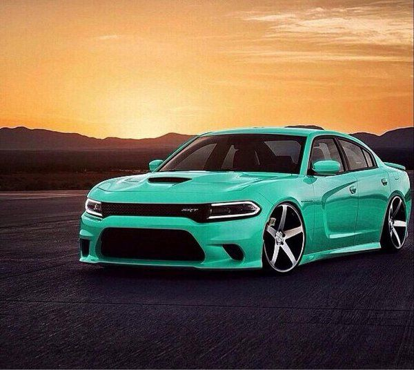 Hellcat charger