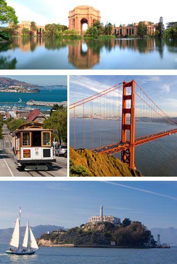 San Francisco City Tour by Best Bay Area Tours