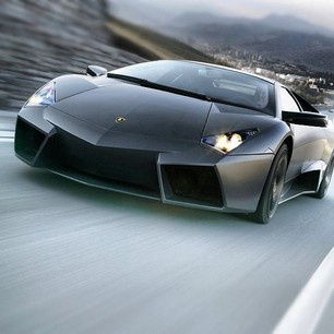 Lamborghini Reventon  Top Ten Most Expensive Cars In The World