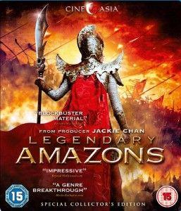 'legendary amazons'