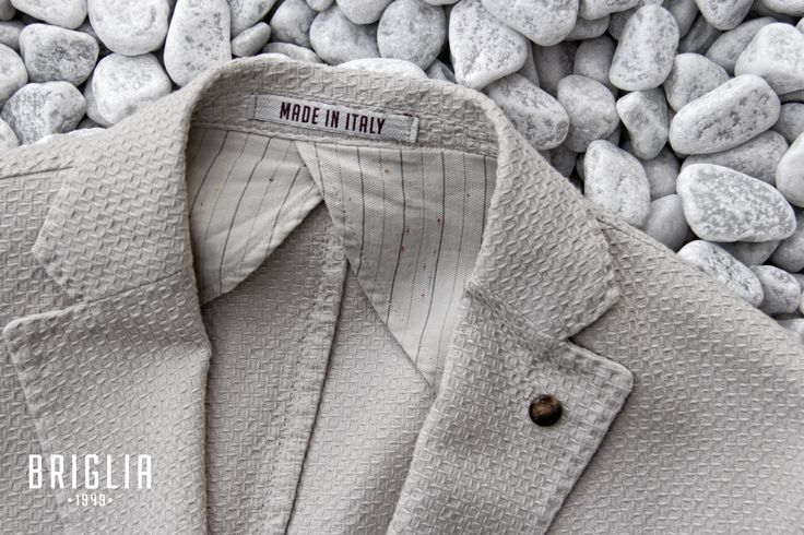 Every Single Briglia Jacket is Proudly Made in Italy  Briglia 1949 - Italian Clothes for Man