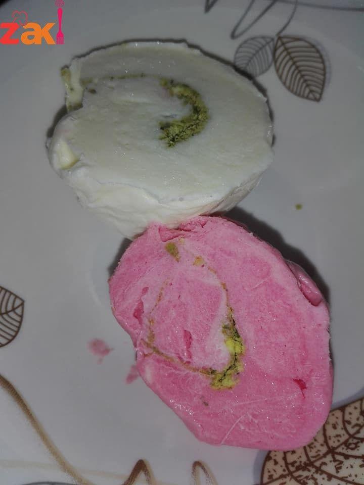 طريقة عمل البوظة زاكي Cake Desserts Cake Ice Cream