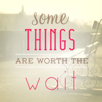 You Are Worth The Wait 70356 Loadtve