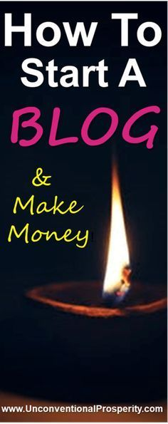 How To Start A Blog and Make Money! You CAN do this and it is easier than you think to make money blogging! Starting a blog is the best side hustle you can do to become an online entrepreneur!