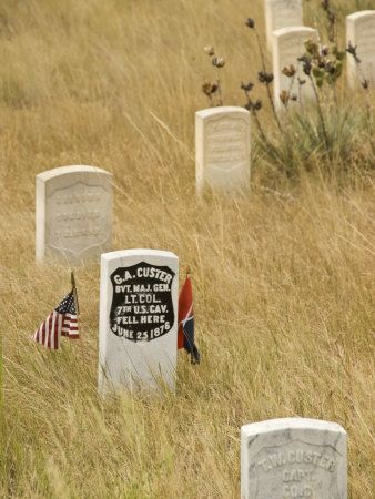 Haunted Battlefields: The Ghosts of the Battle of the Little Bighorn  History knows it as Custer's Last Stand. It was more like Sitting Bull...