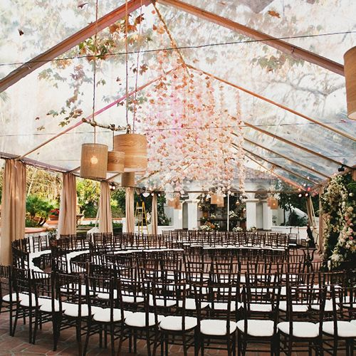 El Teatro Rancho Las Lomas Orange County Open Air Wedding Venue