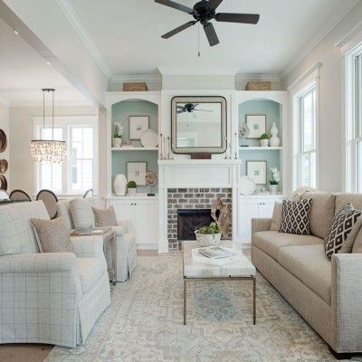 Inspired Home At Habersham Long Narrow RoomsNarrow Living RoomCute