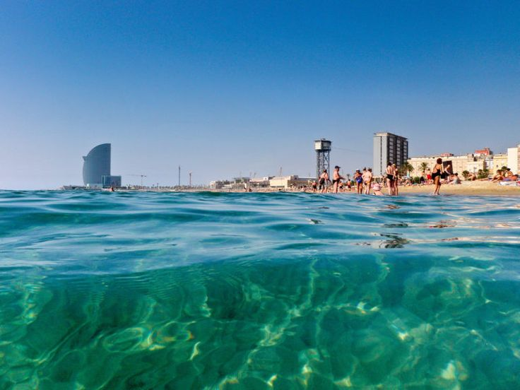 Check out this article for the #best #surfing spots in #Barcelona!